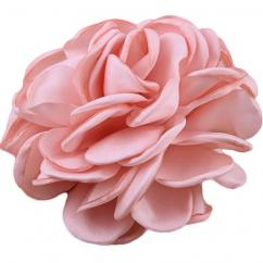 Pink Rose Petal Broach