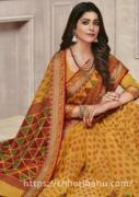 Printed Sarees For Womens