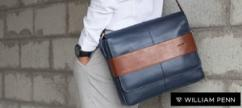 Leather Laptop Bag for Mens