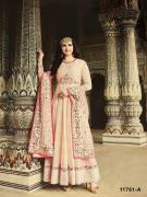 A Traditional Anarkali Suit