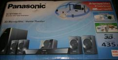 3d Blueray Panasonic Home Theatre Available