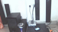 Sony Home Theatre With Fantastic Bass