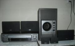 Akai Home Theater System
