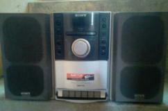 Music Player With Speakers Available