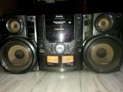 Branded Music System With Fantastic Bass