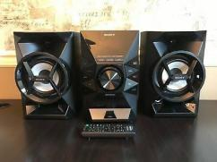 Audio system with Superb Sound