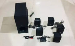 Sony speakers and music system for sale with dvd/usb player