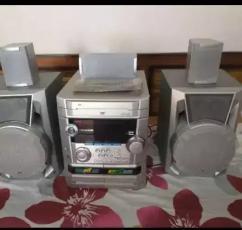 Lg home theatre 5-1 speaker
