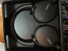 Sony XB650BT extra bass wireless headphones