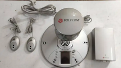 Polycom CX5000 360-degree group HD video confrencing for SKYPE