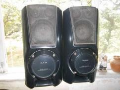 Sony SS- XB8V four way speakers