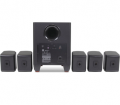 JBL Cinema Channel Home Theater