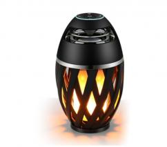Flame Bluetooth Speaker With 5 Flame Modes