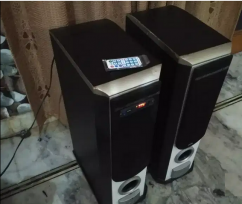 Home theater. multimedia speaker system 6600 watts pmpo