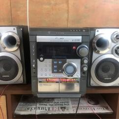 Samsung VS750 Music System