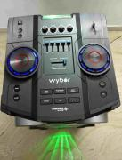 20000W PMPO Party Speaker with Free Mic & Disco Lights