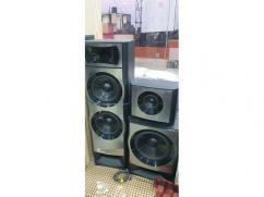 Sony Speakers & Amplifier