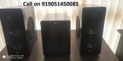 LG speaker with Woofer