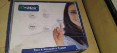 BIOMAX FACE READER TIME MACHINE