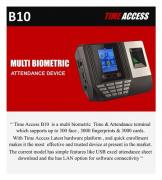 TIME ACCESS B10 Biometric Attendance System