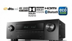 Denon AVR-X550BT 5.2 AV Receiver New With Warranty At Hifi Gallery