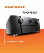 Marantz AV8805 Pre Amp Processor Made in Japan