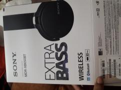 Sony XB650BT extra bass wireless headphones