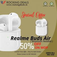 Realme Buds Air Bluetooth headset