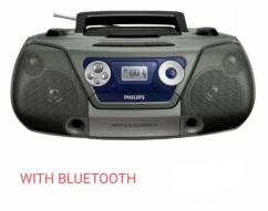 Philips stereo/sound machine. Brand new MRP 5199/ our price 2500/