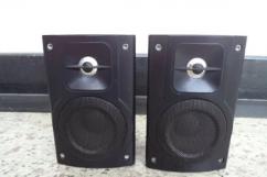 Sharp mini 2 way speaker box
