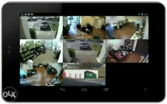 Be safe be alert with high-quality recording defention CCTV