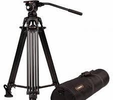 Camera And Its Equipments Available