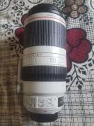 Canon EF 100-400mm F4.5-5.6L is II USM Zoom lens