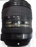 Nikon 24-85mm lens f/3.5 G lens