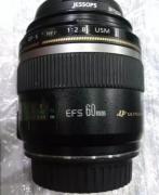 Canon 60mm f/2.8 lens
