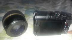 Coolpix and panasonic and okympus digital lens