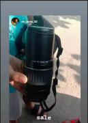 Canon lens 55-200
