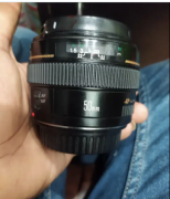 50mm lens canon f 1.4 good condition
