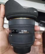 10/20mm lens f 4-5.6 sigma nikon mount