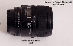 Nikon Lenses 60mm f 2.8 micro