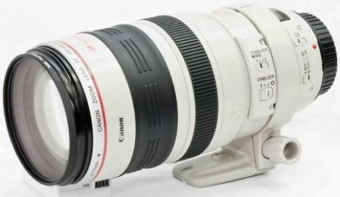 Canon EF 100-400mm f/4.5-5.6L IS USM Autofocus Telephoto Zoom Lens