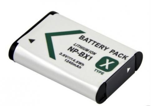 OEM NP-BX1 Camera Battery for Sony HDR-GWP88VE/