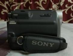 Sony Handycam Available