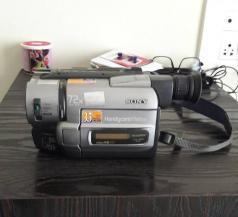 Used Sony Camcorder