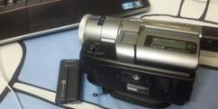 Gently Used Sony Handycam With All Accessories