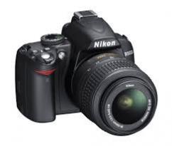 Nikon DSLR Model d3000
