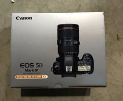 Brand New Canon EOS 5D Mark IV DSLR Camera
