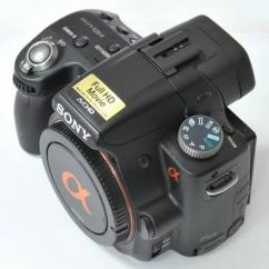 Rarely Used Sony DSLR In Awesome Condition Available