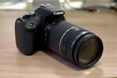 Branded Canon DSLR With Great Picture Quality