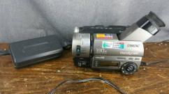 Less Used Sony Handycam In Great Condition